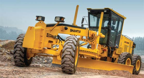 mechanical-motor-grader